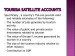 tourism satellite accounts2