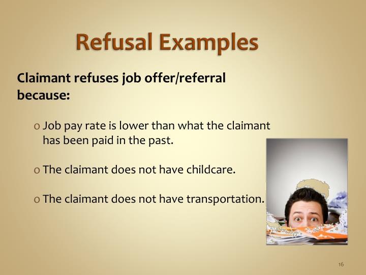 Refusal Examples