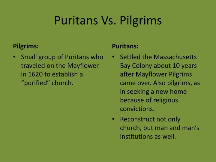 """puritans vs rationalists The puritans waterbury, c 1830 """"from its earliest beginnings, puritans had exhibited a drive toward immediacy in religious experience it was this which stood at the root of its utter rejection of all sarcerdotalism, whether roman or anglican."""