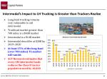 intermodal s impact to lh trucking is greater than truckers realize