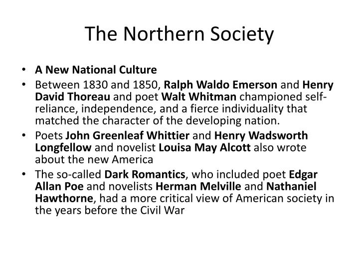 The Northern Society