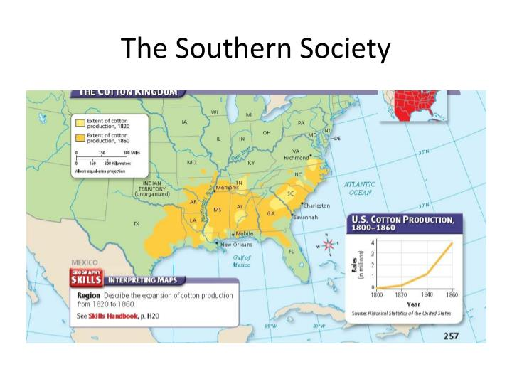 The Southern Society