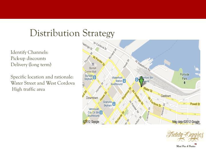 Distribution Strategy