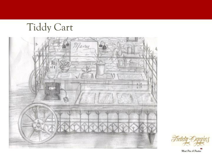Tiddy Cart
