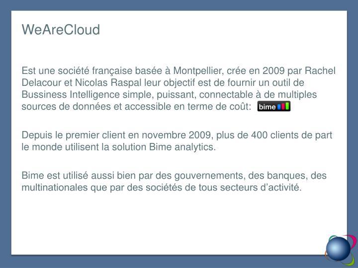 WeAreCloud