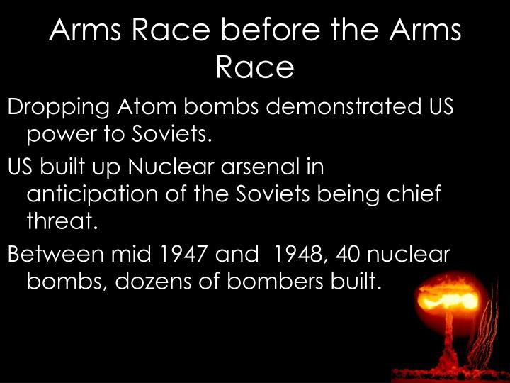 Dropping Atom bombs demonstrated