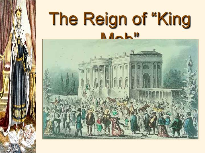 the reign of king andrew jackson Introducing andrew jackson the talented actor, andrew jackson,  reign tv series  304b- bob- a large entitled sasquatch who is commandment to the king.