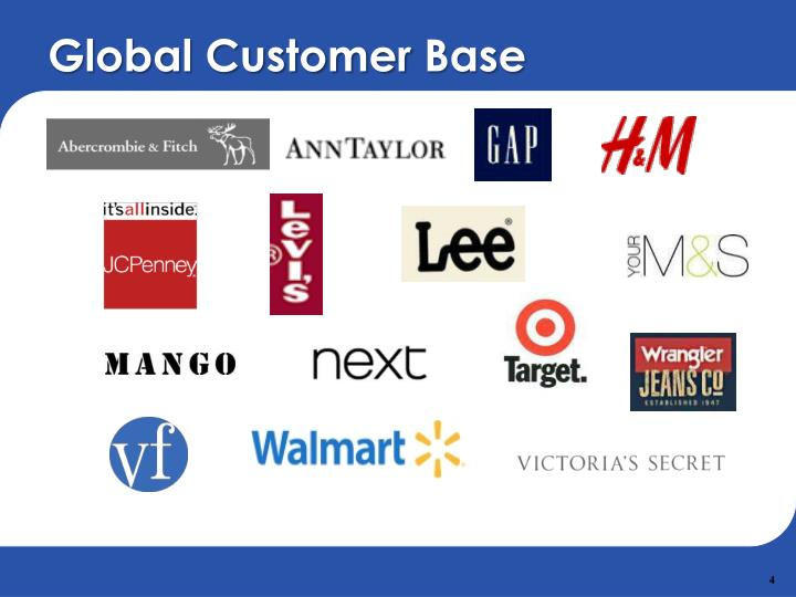 Global Customer