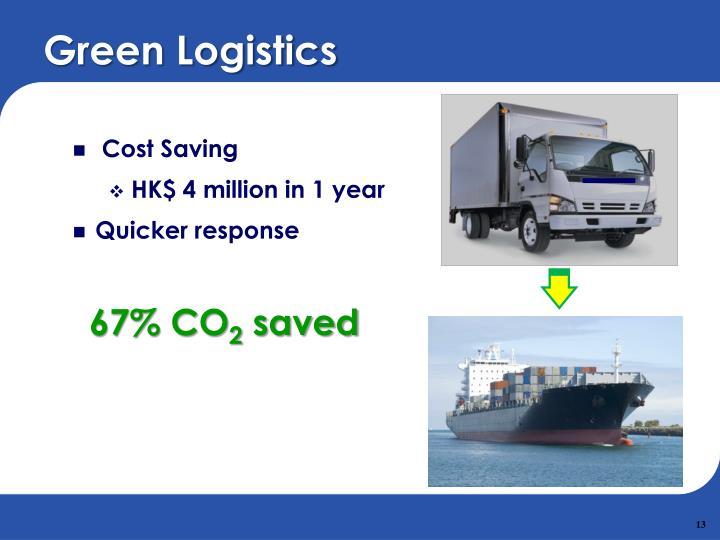 Green Logistics