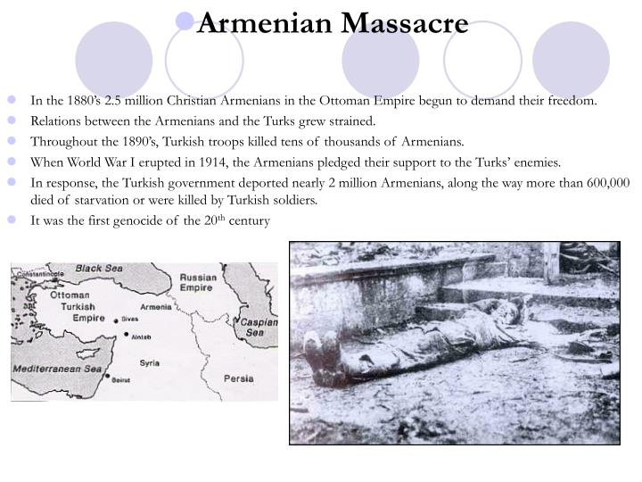 Armenian Massacre