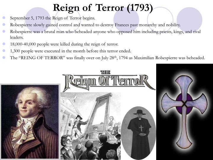 Reign of Terror (1793)