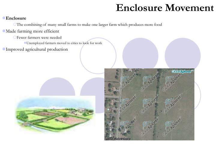 Enclosure Movement