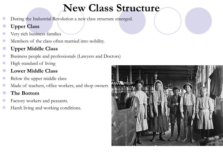 New Class Structure