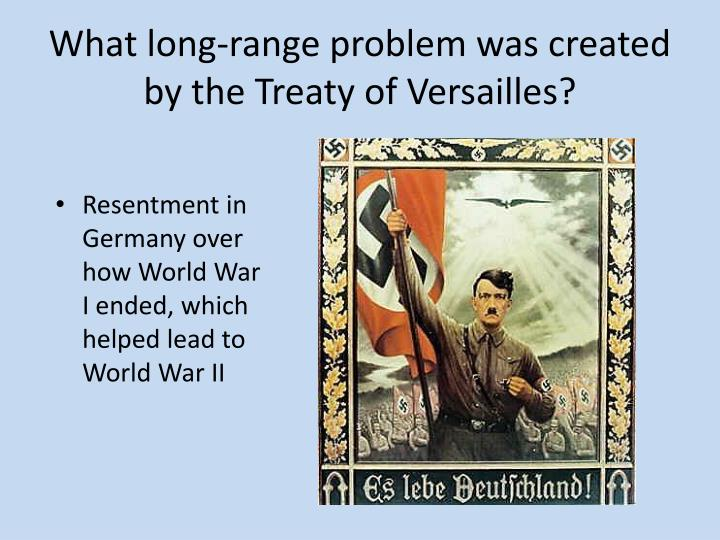 the purpose in the creation of the treaty of versailles The treaty of versailles was signed 90 years ago this weekend  wilsonian  ideals about the role of democracy in creating peace to justify the use of military  force  the league's main purpose was political, to inhibit war.