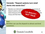 fairytale deposit systems turn retail stores into waste bins