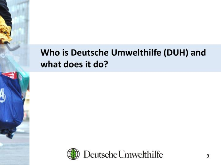 Who is Deutsche