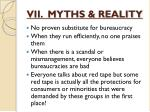 vii myths reality6
