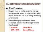 xi controlling the bureaucracy2
