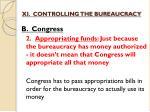 xi controlling the bureaucracy5