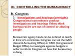 xi controlling the bureaucracy6