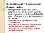 xi controlling the bureaucracy8