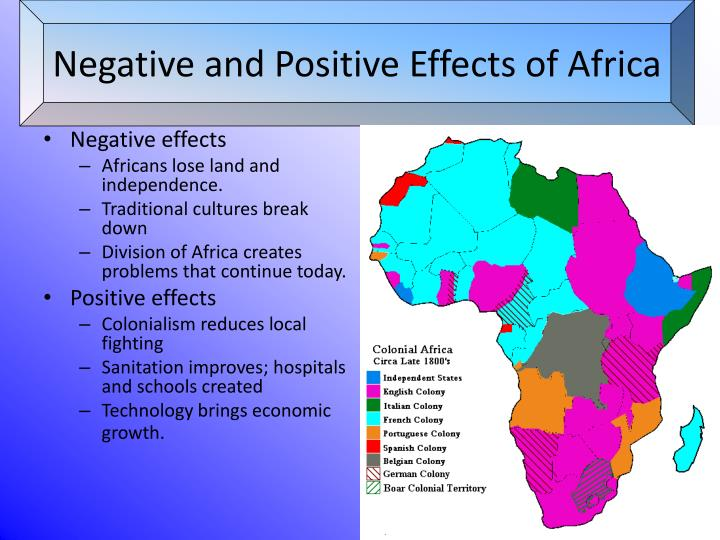 effects of tourism in africa outweigh the negative effects tourism essay Key words: terrorism, fear, impacts, travel, tourism, effects ~ 58 ~ property  in  the middle east and sub-saharan africa, for example, has been the presence.
