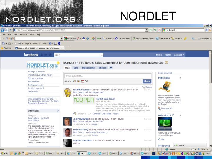 NORDLET