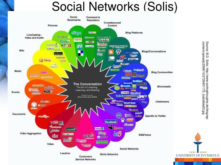 Social Networks (Solis)