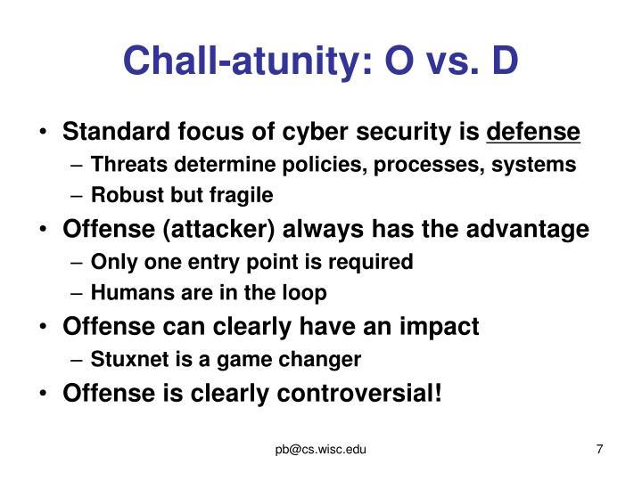 Chall-atunity