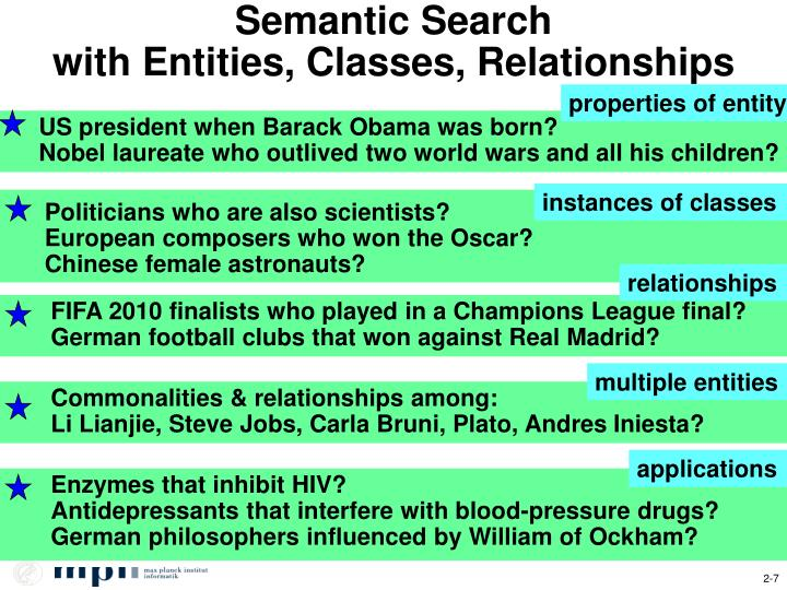 Semantic Search