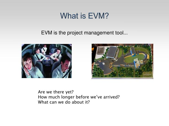What is EVM?