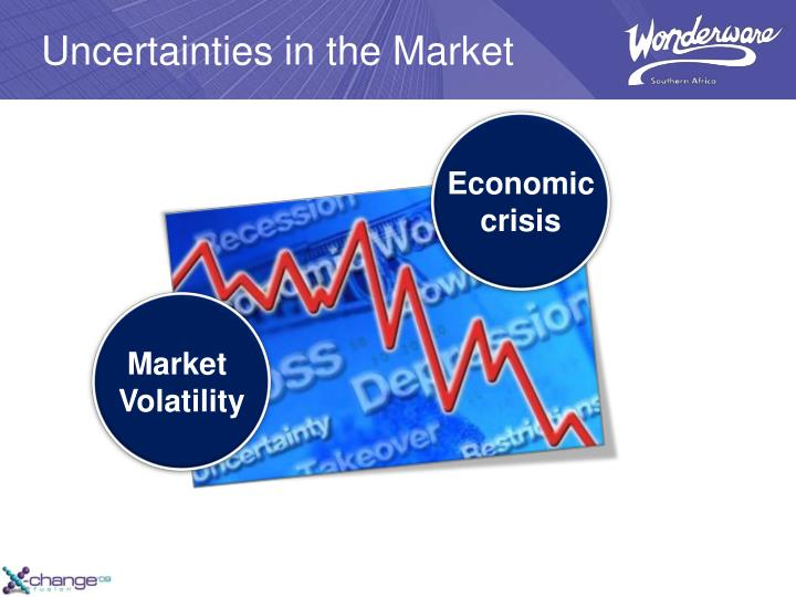 Uncertainties in the Market