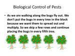 biological control of pests5
