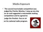 media exposure2