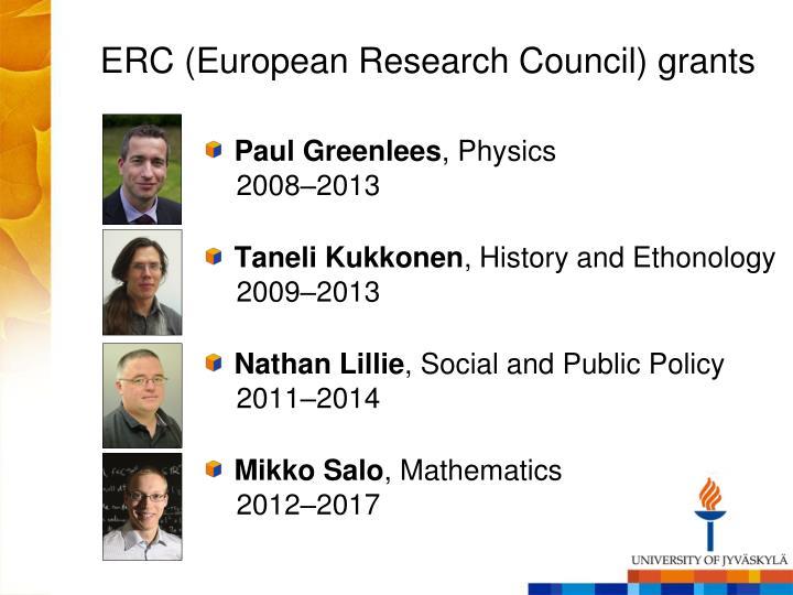 ERC (