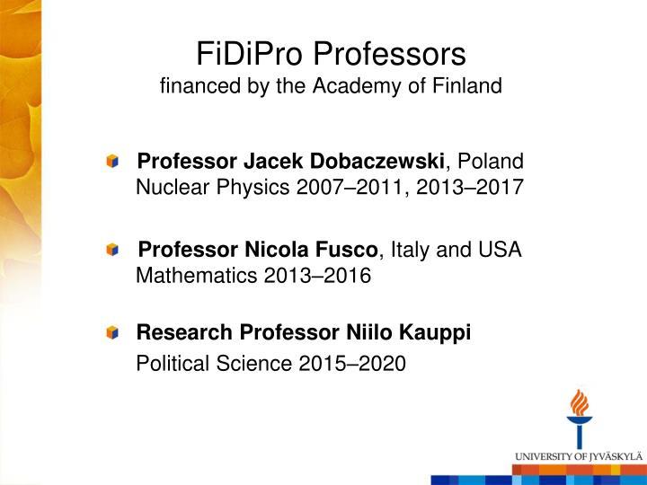 FiDiPro