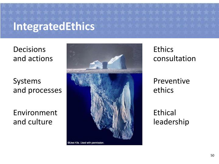 IntegratedEthics