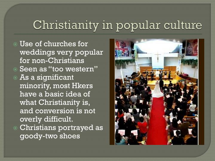 Christianity in popular culture