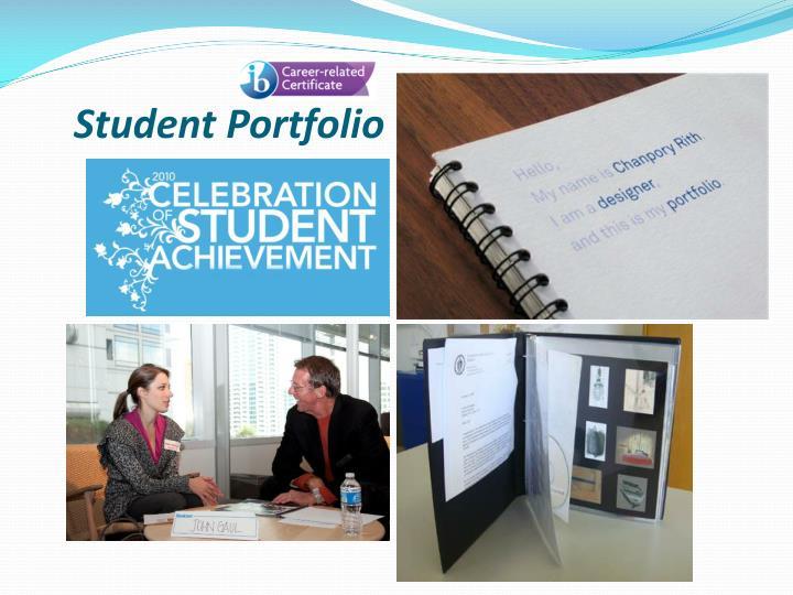 Student Portfolio