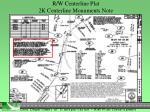 r w centerline plat 2k centerline monuments note