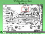 r w detail sheets sht 6 5r land use