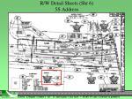 r w detail sheets sht 6 5s address