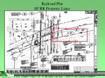railroad plat 8f rr property lines