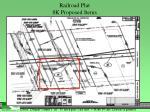 railroad plat 8k proposed items