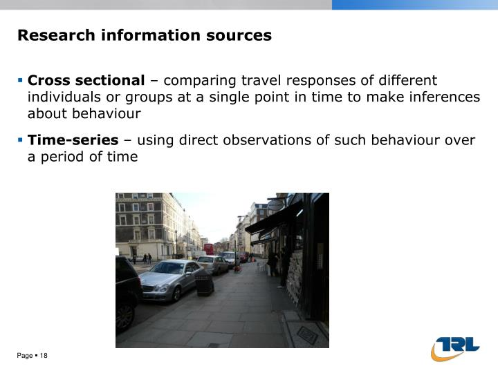 Research information sources