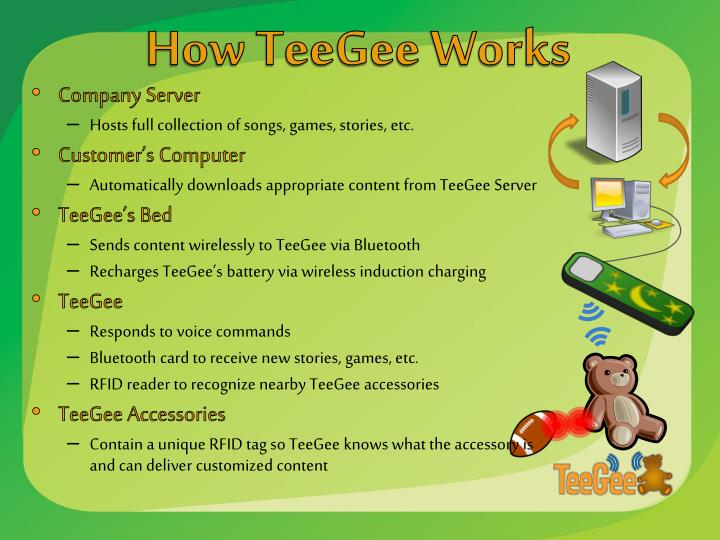 How TeeGee Works