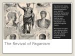 the revival of paganism