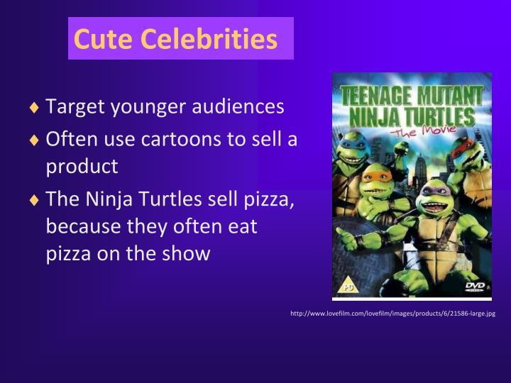 Cute Celebrities
