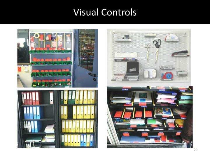 Visual Controls