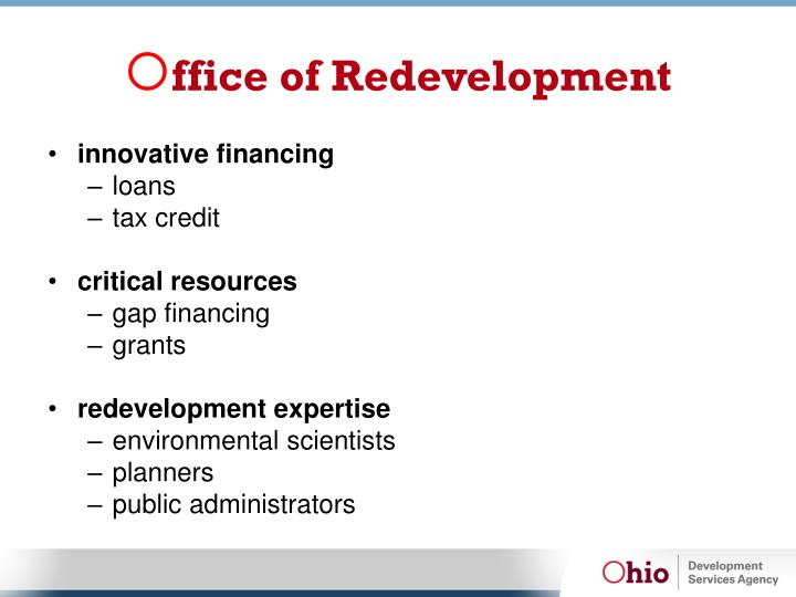Ffice of redevelopment2